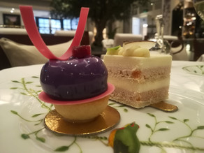 Palm Court, The New Afternoon Tea Venue On The Square