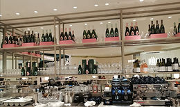 Harrods Champagne Bar, Milton Keynes
