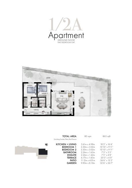 1/2a Apartment