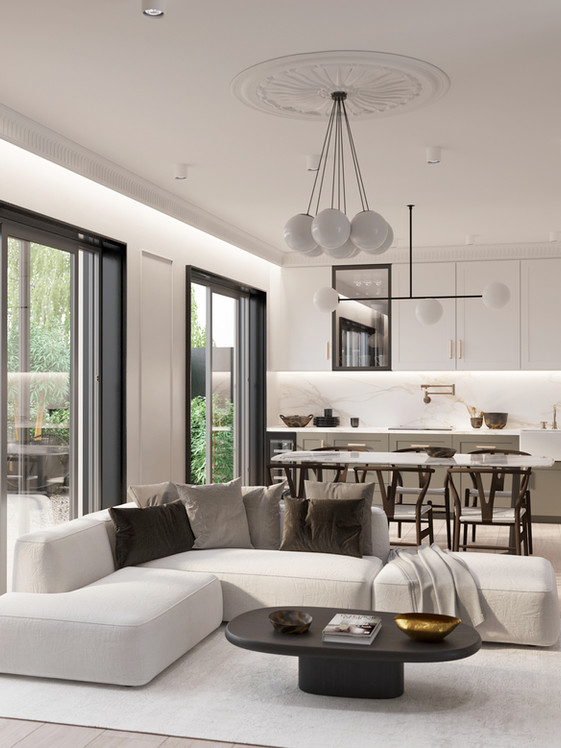 Queen's Park Residence CGI by Ademchic