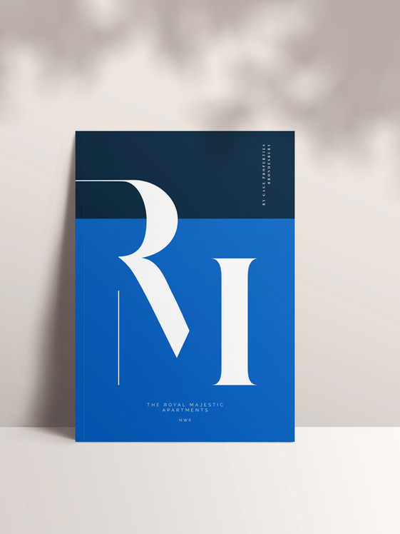 The Royal Majestic Branding by Ademchic