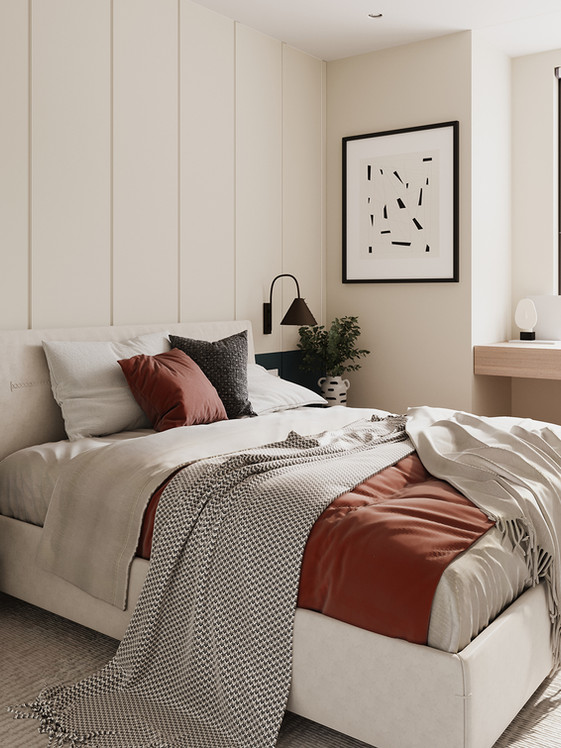 FiftyOne Apartments CGI by Ademchic