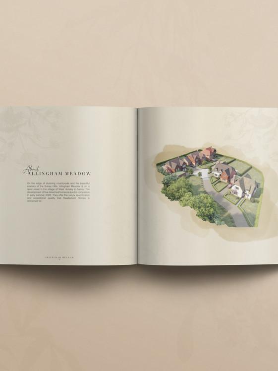 Allingham Meadow Branding by Ademchic