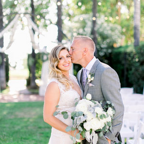 Real Wedding: Amiee & Chris in Orange County, Ca