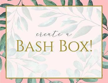 las vegas party box by elle lee designs