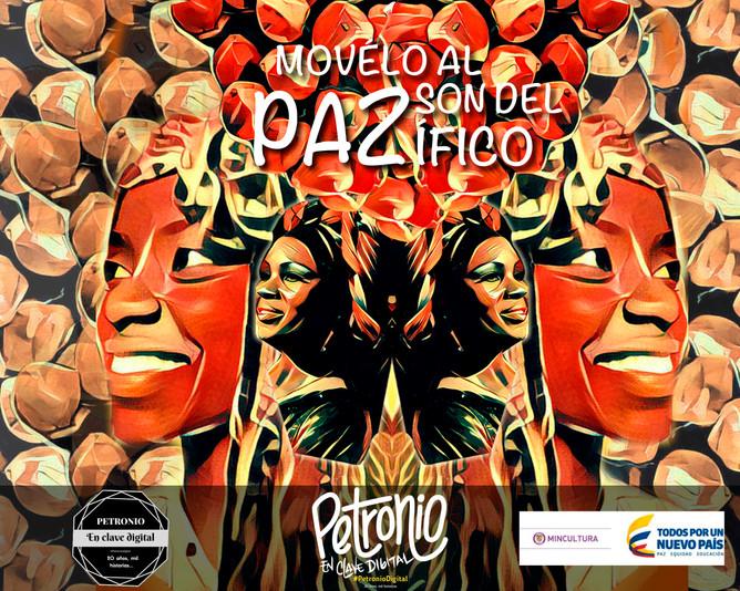 Conoce los postales oficiales del Petronio Álvarez