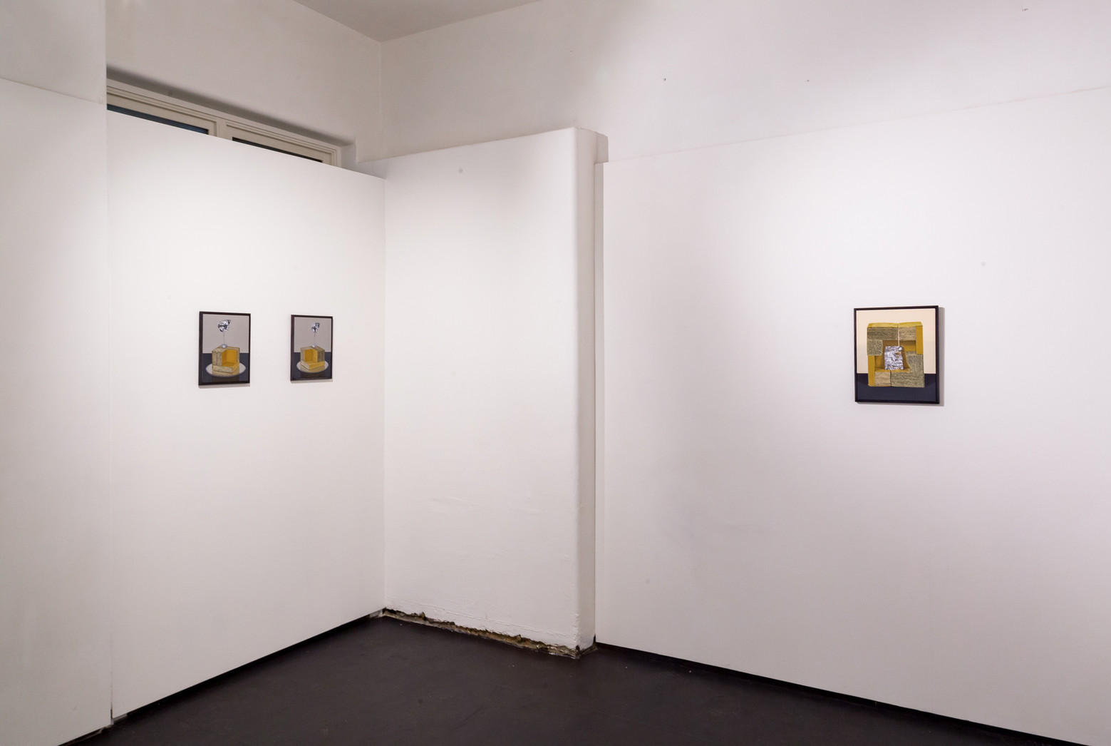 Caves Gallery Install 2017