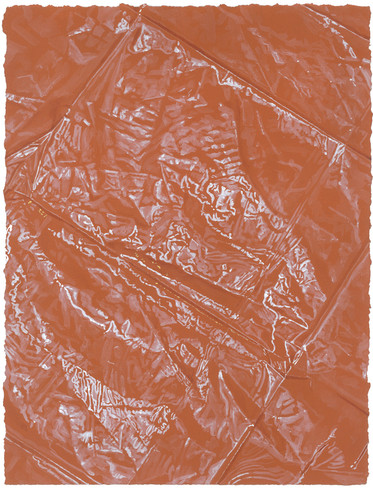 Untitled 3 (orange), 2013