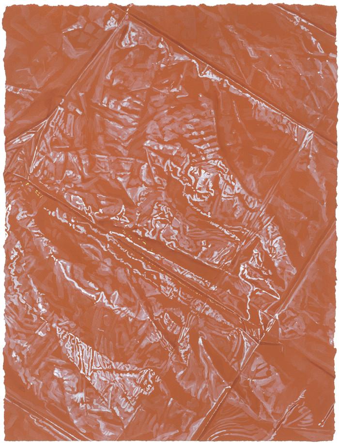 Untitled 3 (orange), 2013