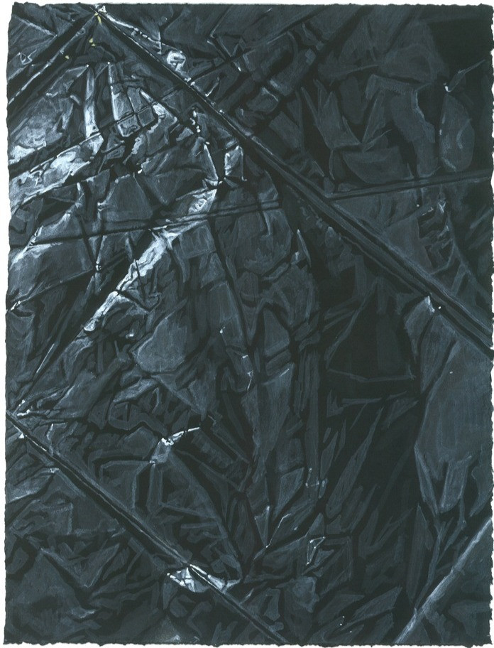 Untitled 2 (black), 2013