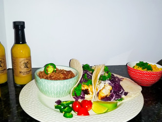 Grilled Mahi Fish Tacos Recipe