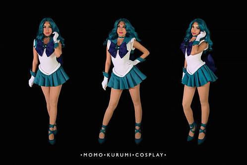 Cosplay Print- Sailor Neptune (5 Print Sizes Available!)