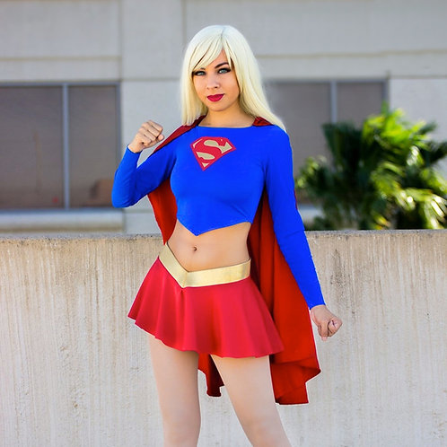 Cosplay Print- Supergirl (5 Print Sizes Available!)