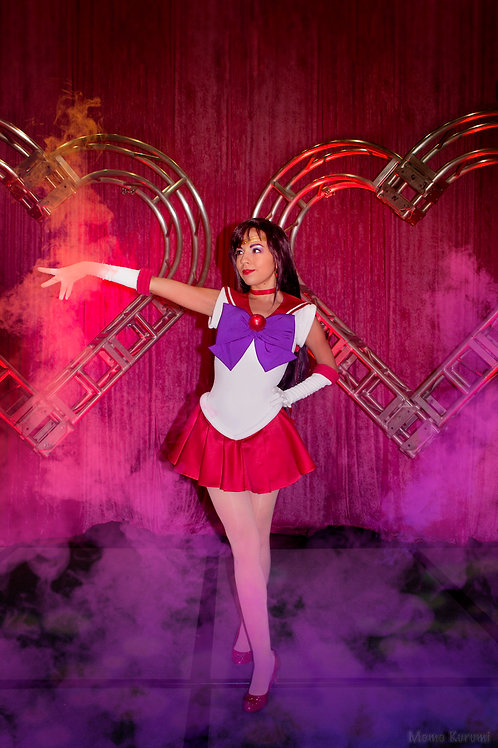 Cosplay Print- Sailor Mars (5 Print Sizes Available!)