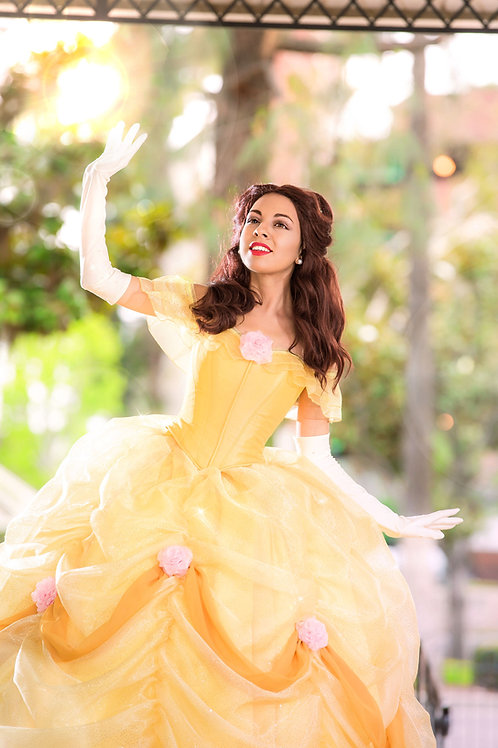 Cosplay Print- Belle (5 Print Sizes Available!)