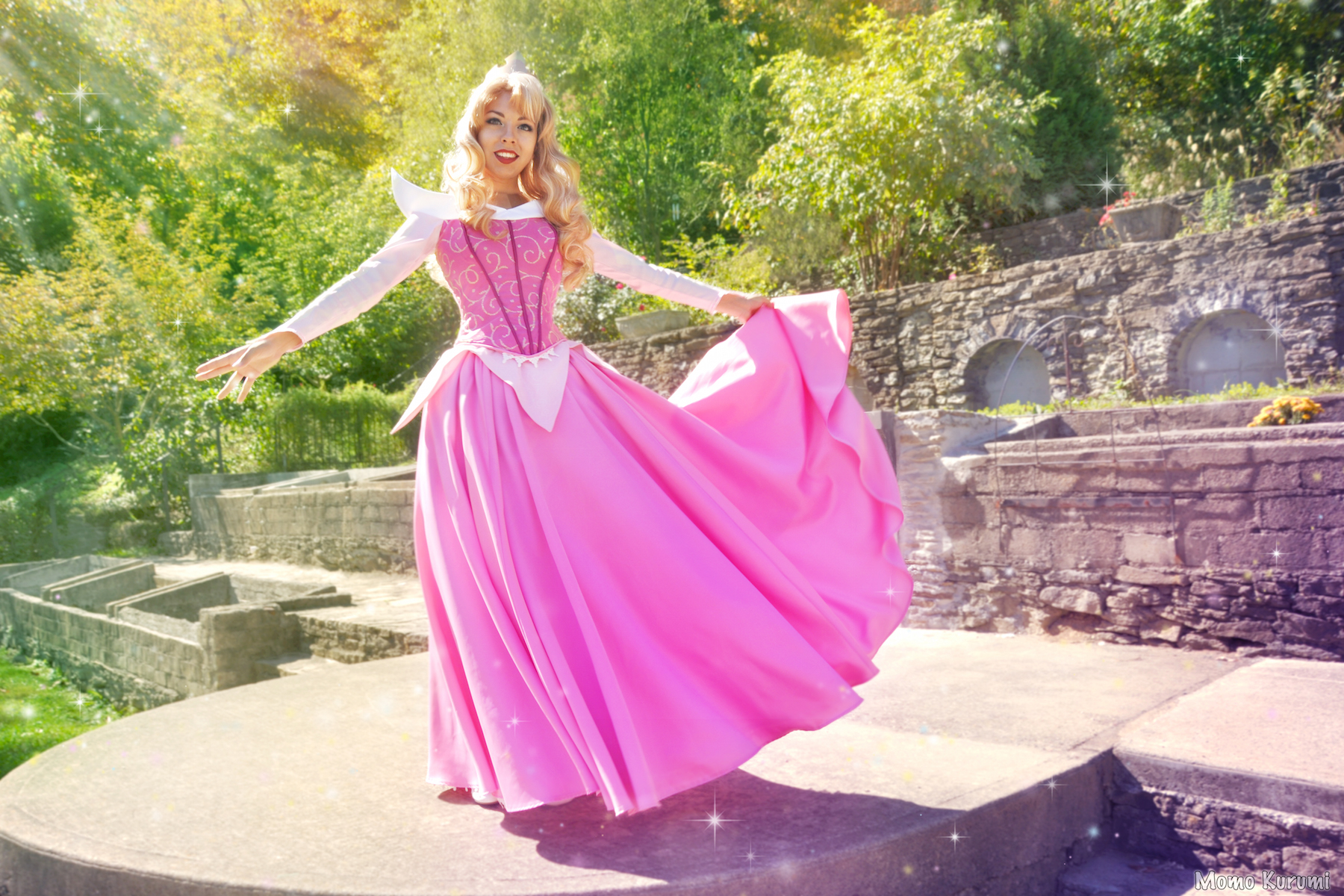 265f433f6f3 Princess Aurora • Movie Cosplays • Momo Kurumi Cosplay