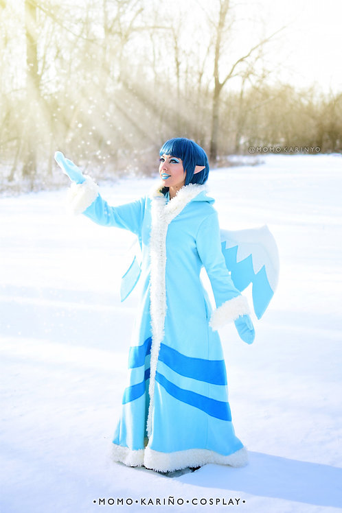 The Snow Faerie (5 Print Sizes Available!)