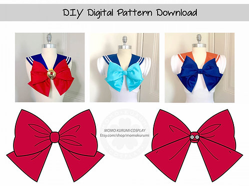 DIY- Glamour Bow Pattern