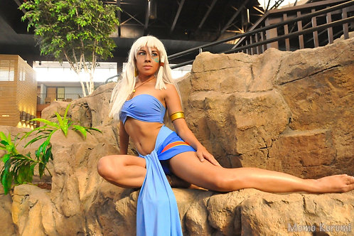 Cosplay Print- Kida (5 Print Sizes Available!)