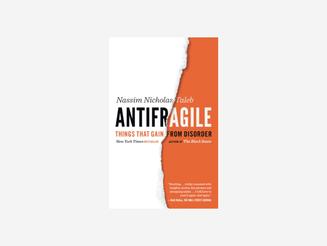 Antifragile by Taleb