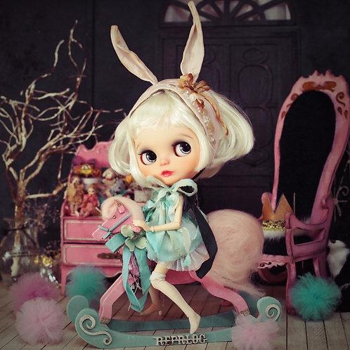メルヘン木馬 -Pink-