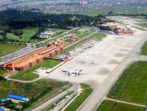 Kathmandu International Airport,Kathmandu