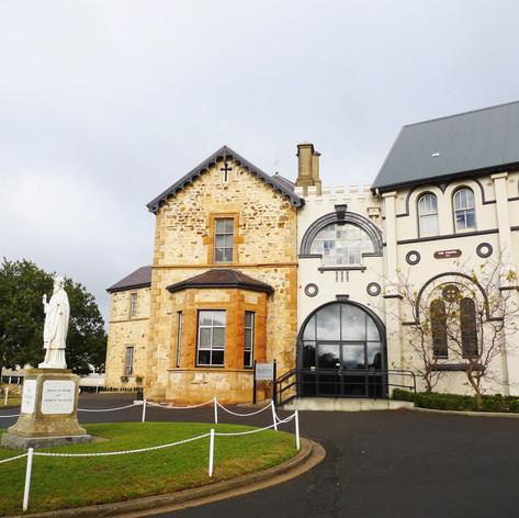 Chapel Rearrangement, Trinity Catholic College, Goulburn