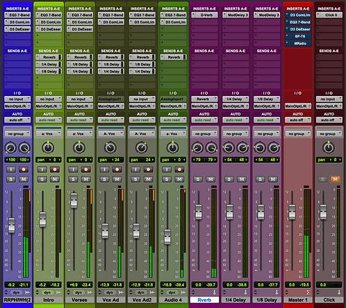 Audio Mix & Mastering