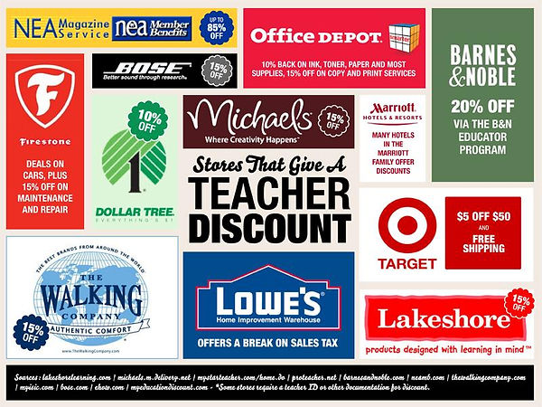 100_-Stores-That-Give-a-Teacher-Discount