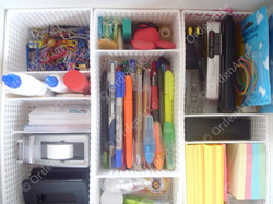 gaveta organizada