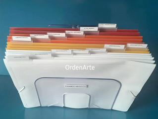 Como organizar a papelada de casa