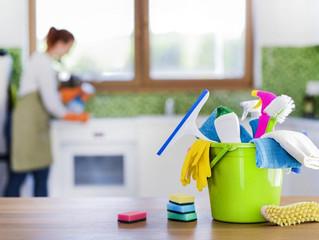 Corra para deixar a sua casa limpa e organizada antes do Ano-Novo
