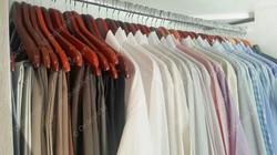 camisas organizadas