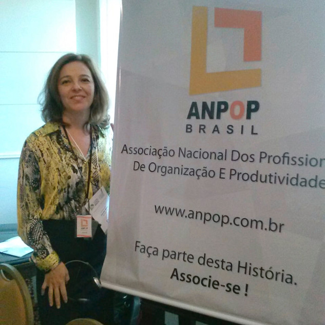 Conferência ANPOP Brasil - 2014