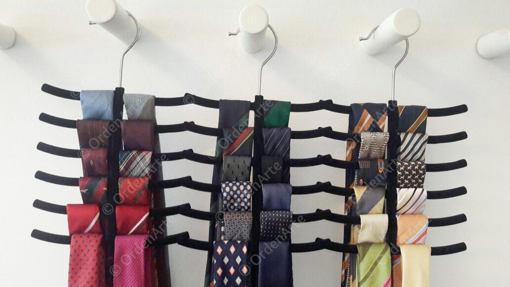 gravatas organizadas