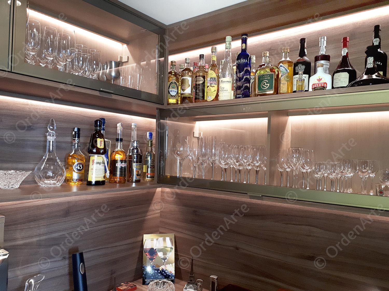 bar organizado