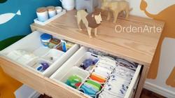 espaço organizado