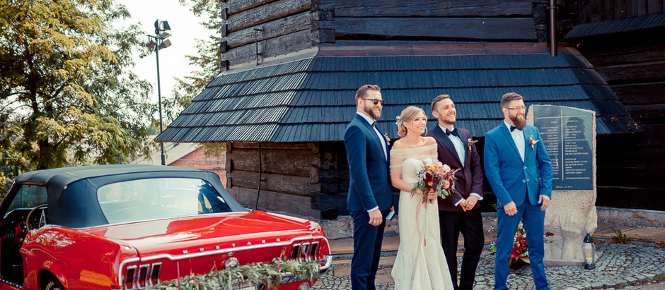 Ślub Polsko - Rumuński