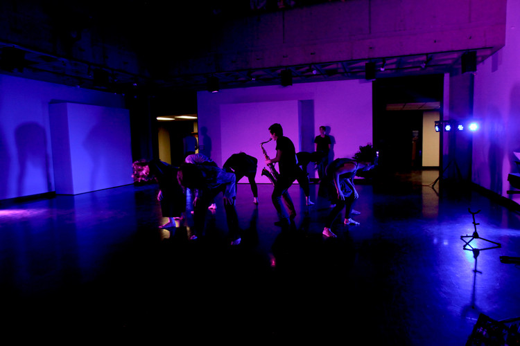 Playing in the Void Performance