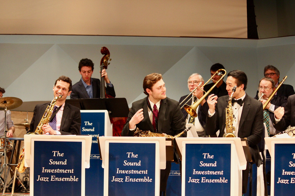 Sound Investment Jazz Ensemble