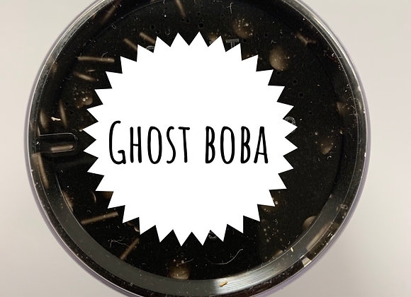 Ghost boba
