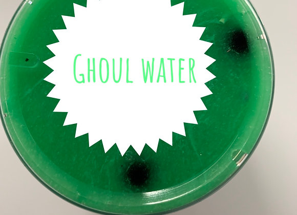 Ghoul water