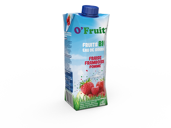 OFRUITY_FruitsRouges2019_750ml Gauche HD
