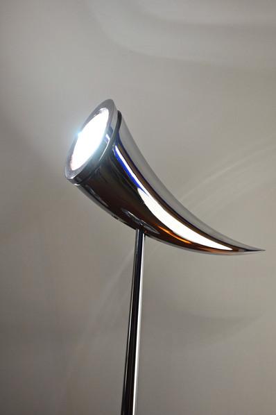 Paire de lampes Ara de Philippe Starck pour Flos années 80's