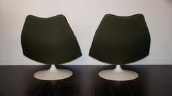 Paire de fauteuils Geoffrey Harcourt