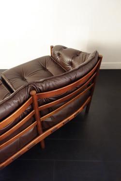 Canapé d' Arne Norell pour Coja année 60