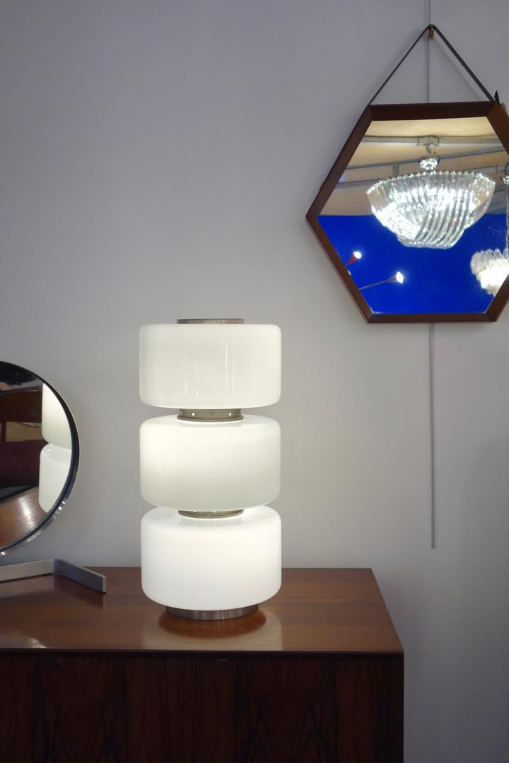 Lampe de table Murano années 1970's