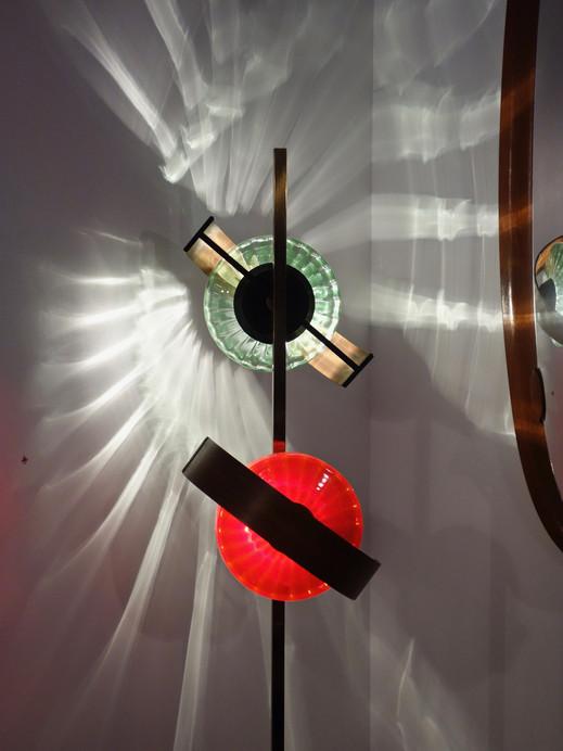Les luminaires vintage de designers