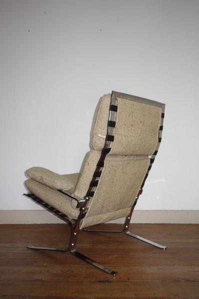 Paire de fauteuils Joker d'Olivier Mourg