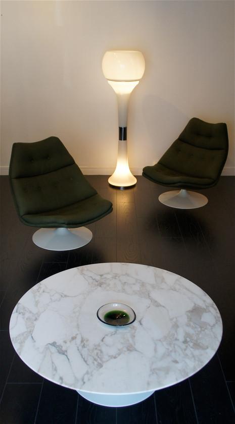 Knoll / Saarinen / Carlo Nason / Geoffrey Harcourt / Artifort / Mazzega